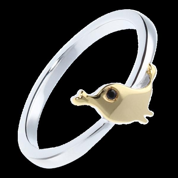 Ring 925 Vogel