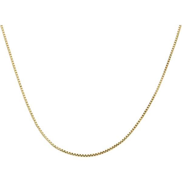Kette 333 Gelbgold 38 cm