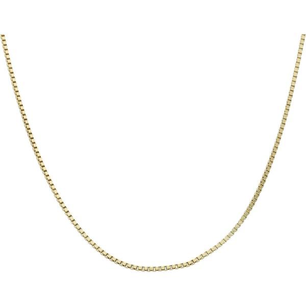 Kette 585 Gelbgold 45 cm