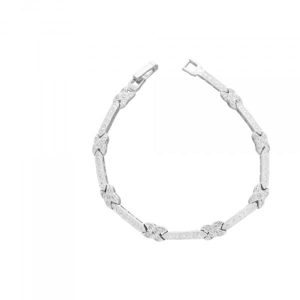 Armband 925 Silber 18 cm