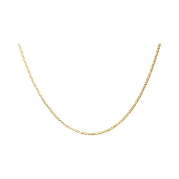 Kette 585 Gelbgold Venezia 50 cm