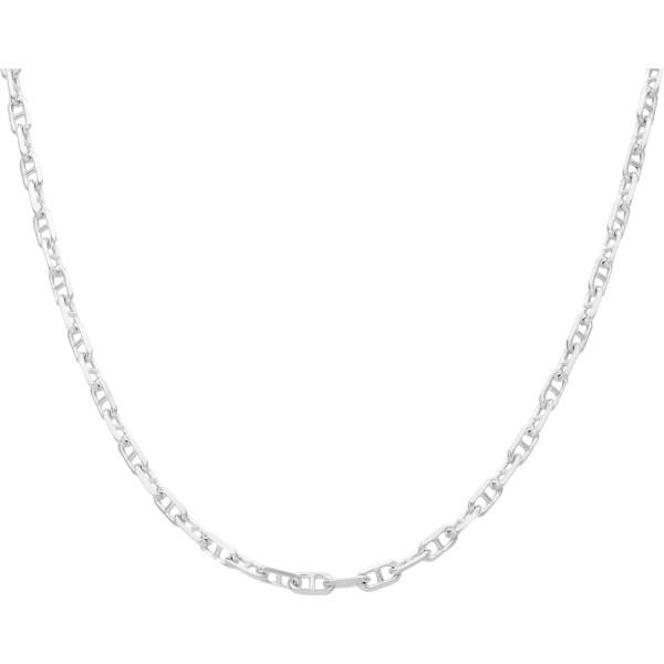 """Kette 925 Silber """"Stäbchenanker"""" 50 cm"""
