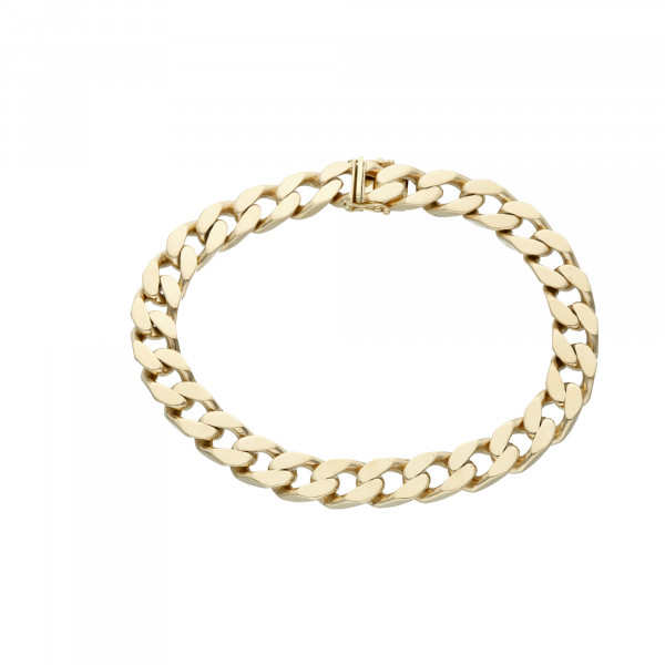 Armband 585 Gelbgold 23 cm