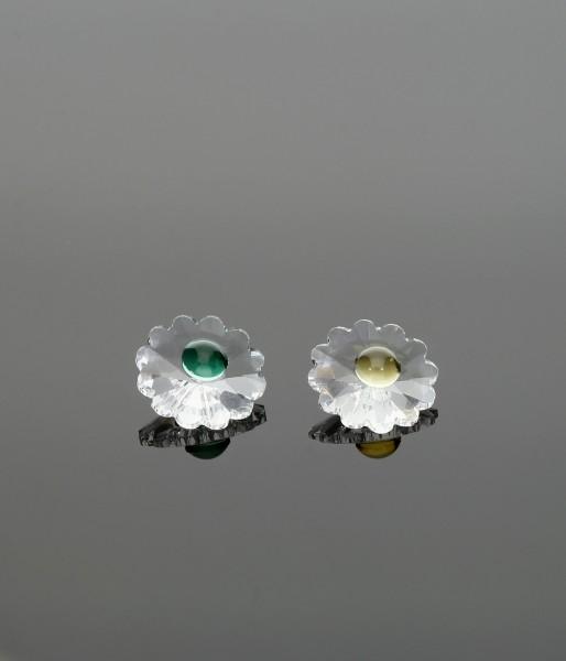 Kristall-Figur Blüte