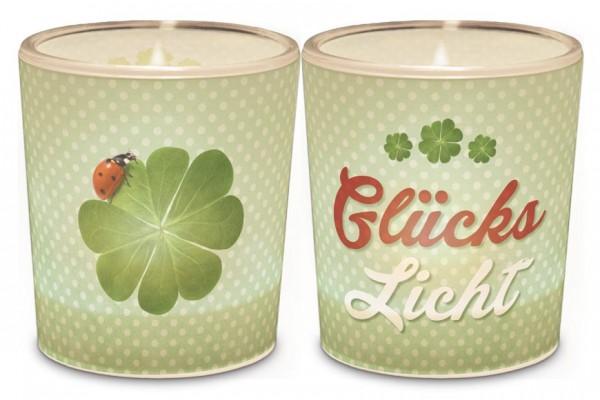 """Teelichthalter """"Glücks Licht"""""""