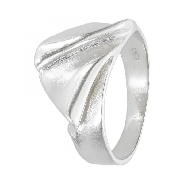 """Ring 925 Silber """"Seite gefaltet"""""""