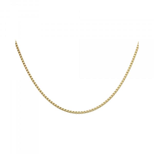 Kette 585 Gelbgold Venezia 72 cm