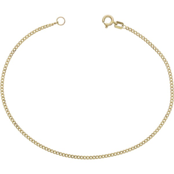Armband 333 Gelbgold 19 cm