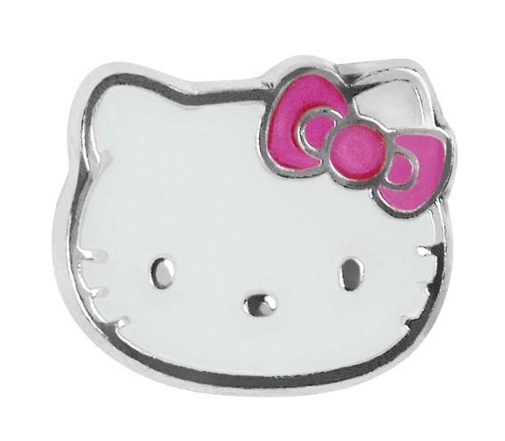 Ohrstecker Chirurgenstahl Motiv Hello Kitty