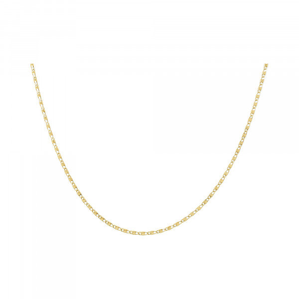 Kette 585 Gelbgold Rosen 45 cm