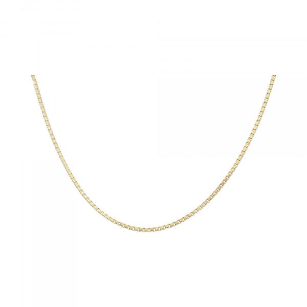 Kette 333 Gelbgold Venezia 50 cm
