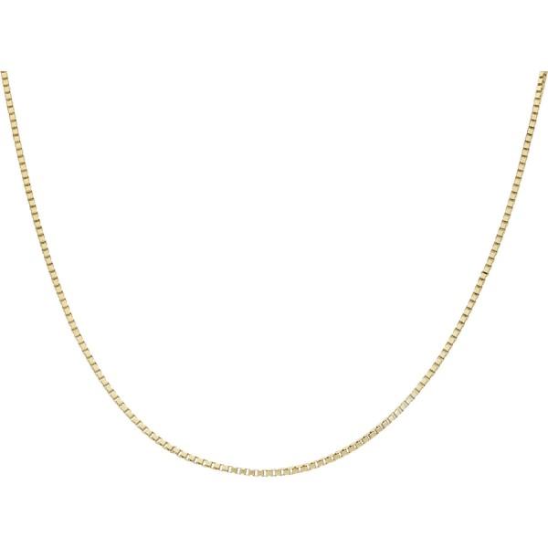 Kette 585 Gelbgold 38 cm