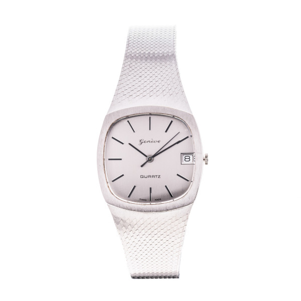 "Armbanduhr 585 WG ""Genève"" mit Band 585 WG"