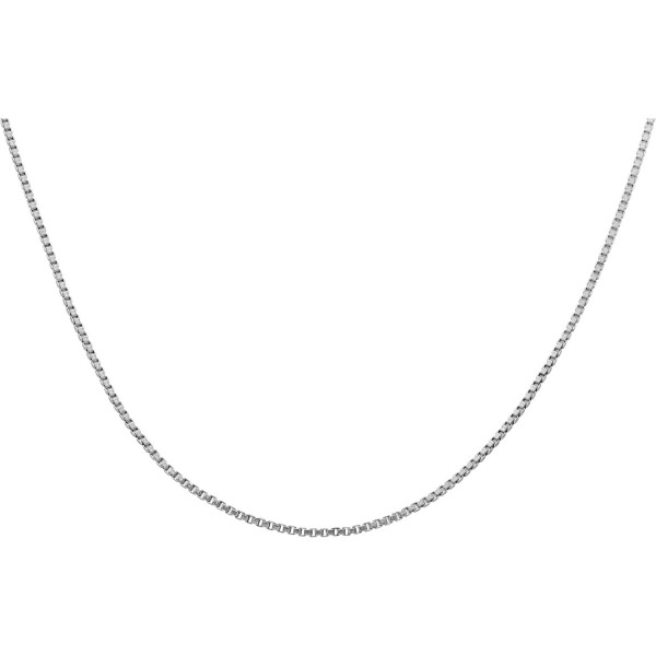Kette 925 Silber Venezia 46 cm