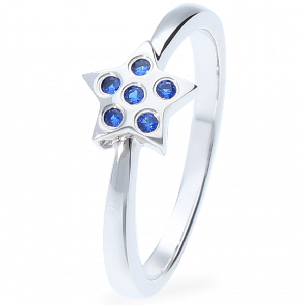 Ring 925 Stern