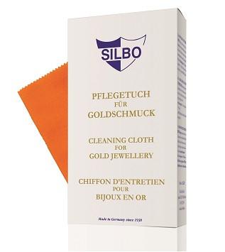 Schmuckpflege Pflegetuch für Goldschmuck 30 x 24 cm