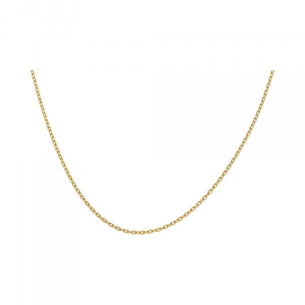 Kette 585 Gelbgold Anker 42 cm