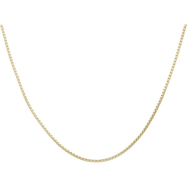 Kette Gelbgold 585 Venezia Länge 38 cm