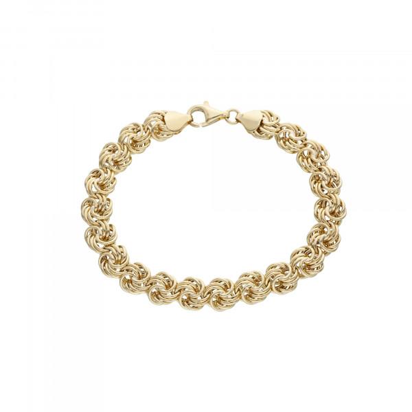 Armband 333 Gelbgold 19,5 cm