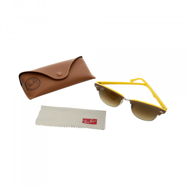 Sonnenbrille RAY BAN RB 3016 CLUBMASTER