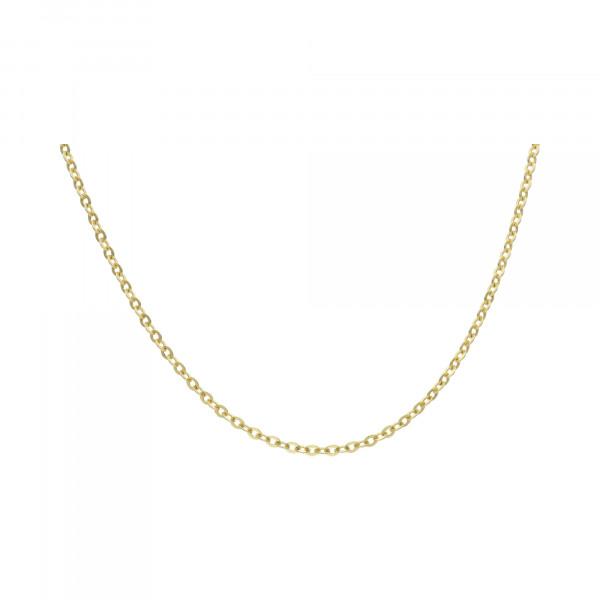 Kette 585 Gelbgold Anker 60 cm