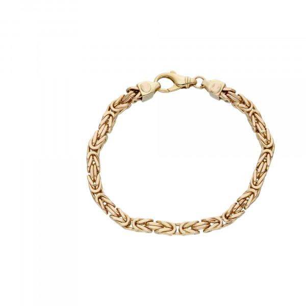 Armband 585 Gelbgold 23,5 cm