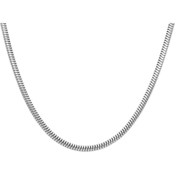"""Kette 925 Silber """"Schlangenmuster"""" 45 cm"""