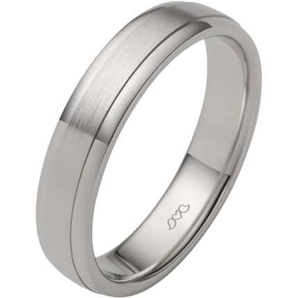 Trauring Silber 925