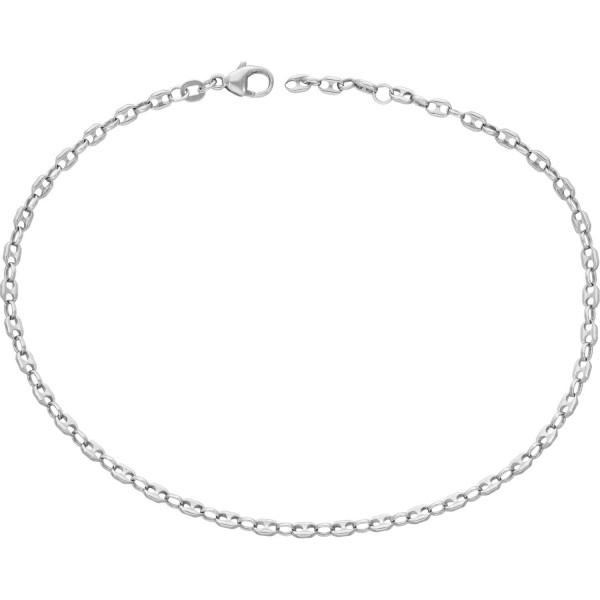 "Fusskette 925 Silber ""Schiffsanker"" 29 cm"