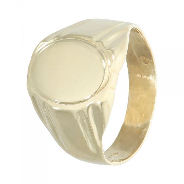 Ring 585 Gelbgold