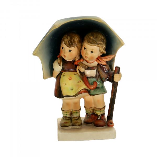 """Goebel Figur """"Bruder & Schwester"""" Höhe 15cm"""