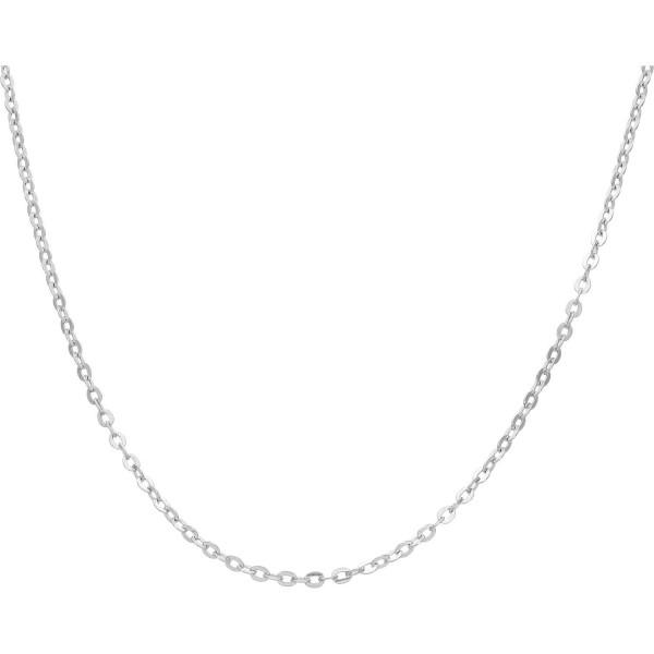 """Kette 925 Silber """"Rundanker"""" 40 cm"""