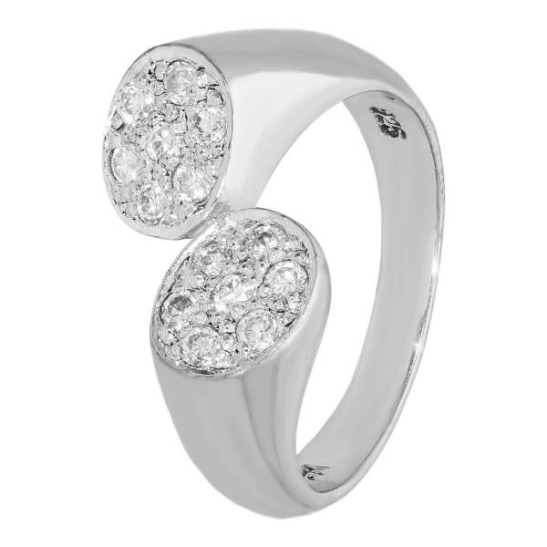 Ring Silber 925 mit Zirkonia