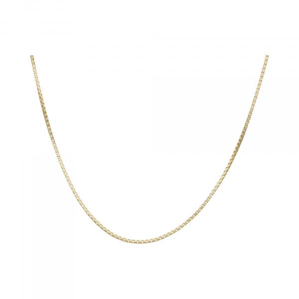 Kette 585 Gelbgold Venezia 42 cm